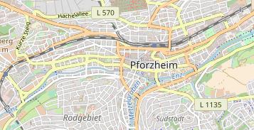 Pforzheim Karte.Klinik Für ästhetisch Plastische Chirurgie Pforzheim