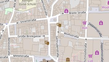 Köln Karte Deutschland.Medical One Beratungszentrum Köln Schoenheitsklinik In Deutschland